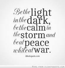 peace-war